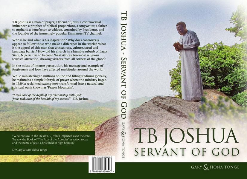 TB Joshua - Servant of God Book